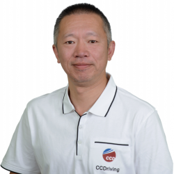Instructor Kyle 教练